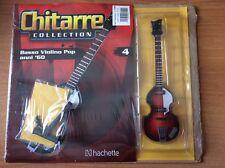 BASSO VIOLINO POP ANNI '60  Chitarre collection 4  Hachette con fascicolo nuovo