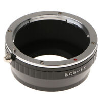 EOS-FX Adapter Ring for Canon EF EF-S Lens to Fujifilm X Mount Fuji X-Pro1