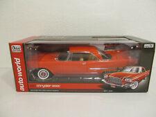 (GOKR) 1:18 Ertel 1957 Chrysler 300c NEU OVP