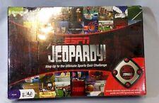 ESPN Jeopardy Board Game Pressman 2008 NIB Electronic Sports Quiz Challenge Seal
