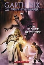 The Violet Keystone by Garth Nix (Paperback, 2001)