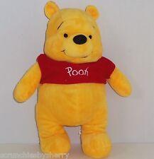 "Disney Winnie Pooh Plush Toy Soft Cuddle 15"" Prize Redemption"