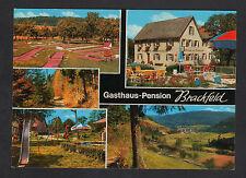 """GASTHAUS (ALLEMAGNE) PENSION-HOTEL """"BRACHFELD"""" JEUX D'ENFANTS & MINI GOLF"""