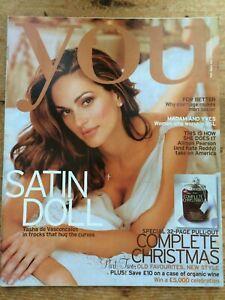 YOU magazine 08/12/2002 FAITH HILL Stephen Tompkinson Tasha de Vasconcelos