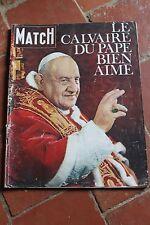 paris match 8 juin 1963 el cordobes pape fellini de gaulle fiat 5 cocteau n° 739