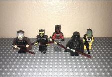 lego star wars sith minifigure Lot