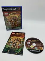 Lego Indiana Jones The Original Adventures PlayStation PS2 PAL Complete