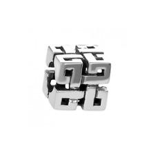 Watsup Silver Bead für Männer Silber Charms MKC-001 Männer Schmuck