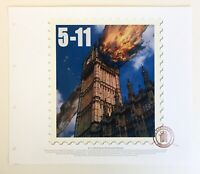 James Cauty / Jimmy Cauty: 5-11 View From Parliament Square | Signed Print