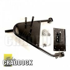 GENUINE LAND ROVER SWING AWAY SPARE WHEEL CARRIER BY MANTEC VPLDR0130