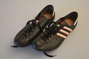 Vintage old Adidas Eddy Merckx road cycling shoes size 40  6 1/2