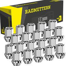 20x Radmuttern M12 x 1,5 Kegelbund für Alufelgen ROD Rondell Speeds Aluett