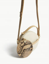 SEE BY CHLOE Grained Leather Small Circular Cross-Body Bag SOLD OUT! 4190819e40b