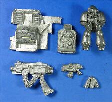 CITADEL - Space Marines - Attack Bike - Metal Parts (b) - Warhammer 40K