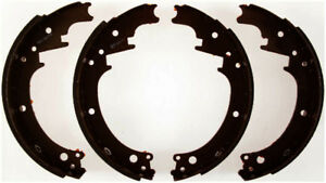 Drum Brake Shoe-Relined Rear Bendix R419