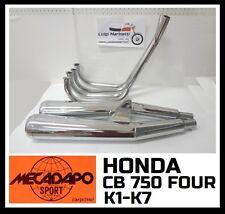 Impianto plant Marmitta Scarico Exhaust muffler cafè racer HONDA CB 750 FOUR K
