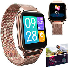 Women Smartwatch Bluetooth Wrist Watch For Android Samsung J8 J7 J6 LG K10 K8 Q8