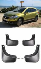 SUZUKI S CROSS  2014-2018 MUD FLAPS MUD SPLASH GUARDS 4 PCS FRONT AND REAR