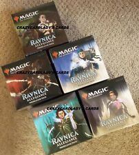MAGIC RAVNICA ALLEGIANCE PRERELEASE KIT SET GRUUL SIMIC AZORIUS ORZHOV & RAKDOS