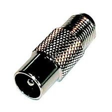 F Socket to UHF Male Plug
