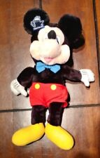 NWT Applause Mickey Mouse Unlimited Stuffed Collectible Plush Doll