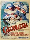 Внешний вид - CANCION DE CUNA 1953 Art by Cabral 27x37 Org Mexican Movie Poster 2610