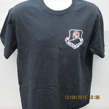 Red Flag Alaska T-Shirt, Black, S/S, Large, GREAT GRAPHICS