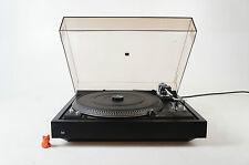 Dual CS606 Direktantrieb Plattenspieler Turntable gecheckt Vintage Record Player