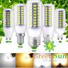 E27 E14 G9 5W 7W 10W 12W 16W 18W LED 5730 5630 SMD Maíz Bombilla Spot Xmas Luz