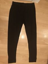 Highlander Mens Black Lounge Pants Large