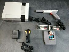 Nintendo Entertainment System NES Action Set System Console Refurbished!!