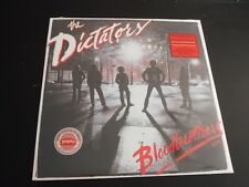 THE DICTATORS - Bloodbrothers LP - Red Vinyl  - New