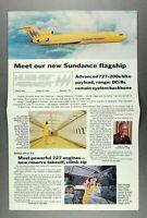 HUGHES AIRWEST BOEING 727-200 NEWSLETTER DECEMBER 1975
