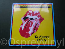 """The Rolling Stones No Spare Parts Sealed Numbered #10422 7"""" single"""