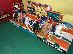 britains deetail 1971 Napolionic Cavalry.