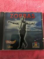 ZORBAS THE BEST COLLECTION 20 INSTRUMENTAL SONGS CD RARE