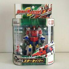 [NIB] Takara Transformers Robot Masters RM-15 Star Saber