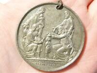 1880 Medal Commemorative Centenary of Sunday Schools Robert Raikes #Q60