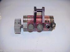 Barnes 3 Stage Dry Sump Oil Pump & HTD Pulley NHRA IHRA Mudbog Ratrod RS2