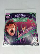 Mystic Midway Phantom Express (Philips CD-i, 1993) COMPLETE with Manual NO CASE