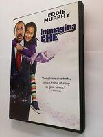 Immagina CHE (Commedia 2009) DVD film di Karey Kirkpatrick. Con Eddie Murphy