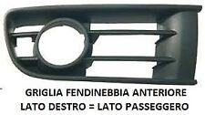 GRIGLIA MASCHERINA FENDINEBBIA ANTERIORE DESTRO 62940 VOLKSWAGEN POLO 2001 2005