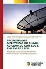 Propriedades dielétricas do BiNbO4 adicionado com CuO e ZnO em RF e MW (Portugue