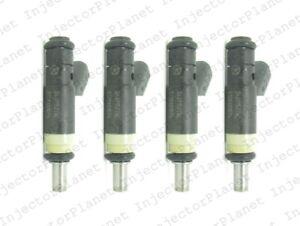 Set of 4 Siemens Deka fuel Injector 07-11 Chrysler Sebring 2.0L 2.4L 04891577AC