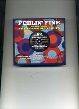FEELIN' FINE - GEMS FROM THE COLUMBIA VAULTS - HELEN SHAPIRO - 2 CDS - NEW!!