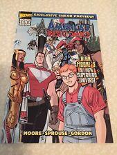 CLOSE OUT---WIZARD AMERICA'S BEST COMICS PREVIEW   BONUS COMIC BOOK