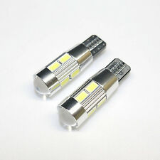 2x T10 High Power Canbus LED Kennzeichenbeleuchtung Opel mit 10x SMD 5630