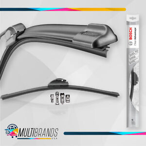 2PCS BOSCH FRONT L/&R Direct Connect Wiper Blade For VOLKSWAGEN KARMANN GHIA 1974