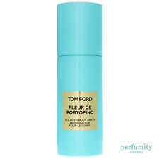 Authentic Tom Ford Fleur De Portofino All Over Body Spray 4 oz / 150 ml Nib