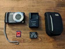 Panasonic LUMIX DMC-TZ4 8.1MP Digital Camera - Black